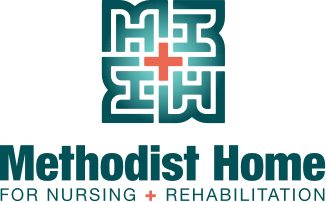 Methodist Home for Nursing and Rehabilitation Logo