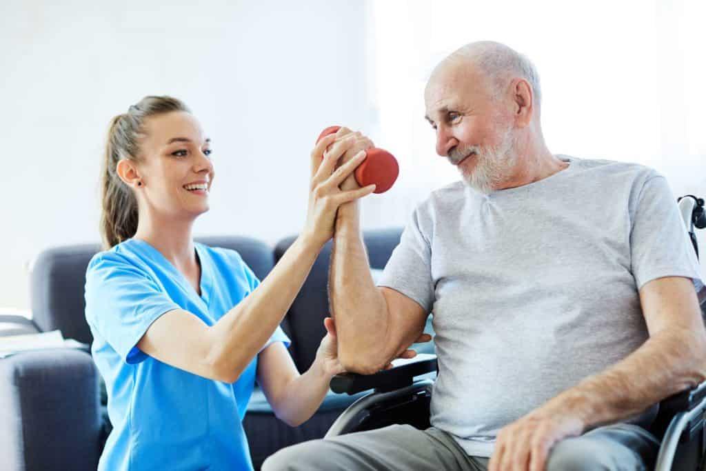 rehabilitation discharge services
